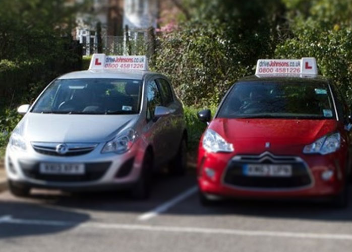 Automatic Driving Lessons in Luton